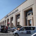 Malaga airport parking