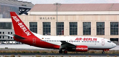 Air Berlin Reduces 33% Seats