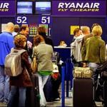 Ryanair queue