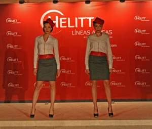 Helitt flight attendands