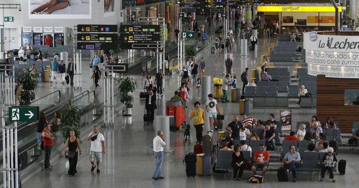 Регистрация на рейсы в аэропорту аликанте