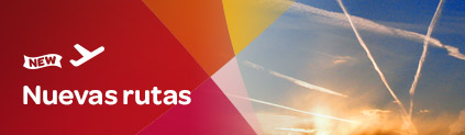 AENA New Routes from Malaga Airport