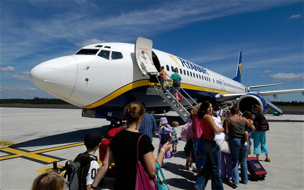 Low cost flights to Malaga with Ryanair - are they worth it?