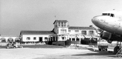 Malaga Airport (1946)