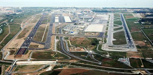Malaga Airport New Runway