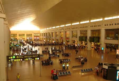 Terminal Salidas Terminal de Salidas Del