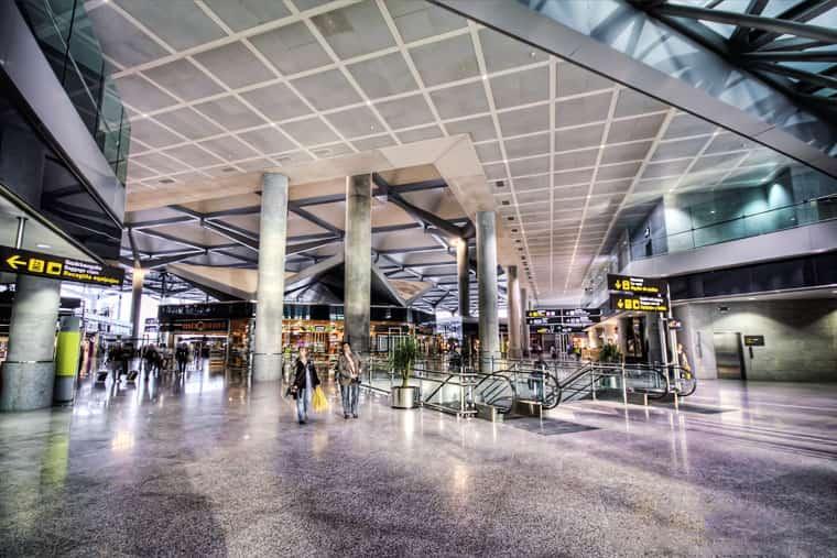 Car Hire Malaga Airport Terminal