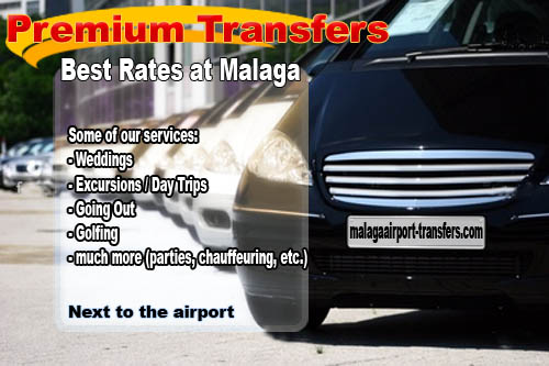All about Malaga airport transfers