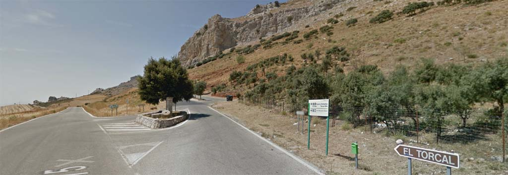 Getting to the Torcal de Antequera